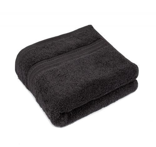 """מגבת 620 גרם למ""""ר - שחור"""