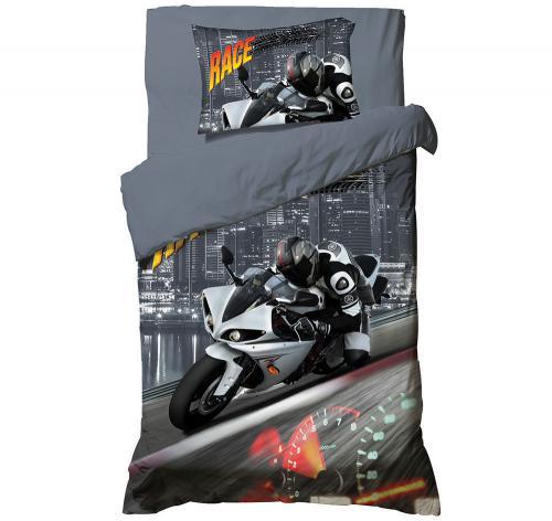 סט נוער אופנוע מירוץ